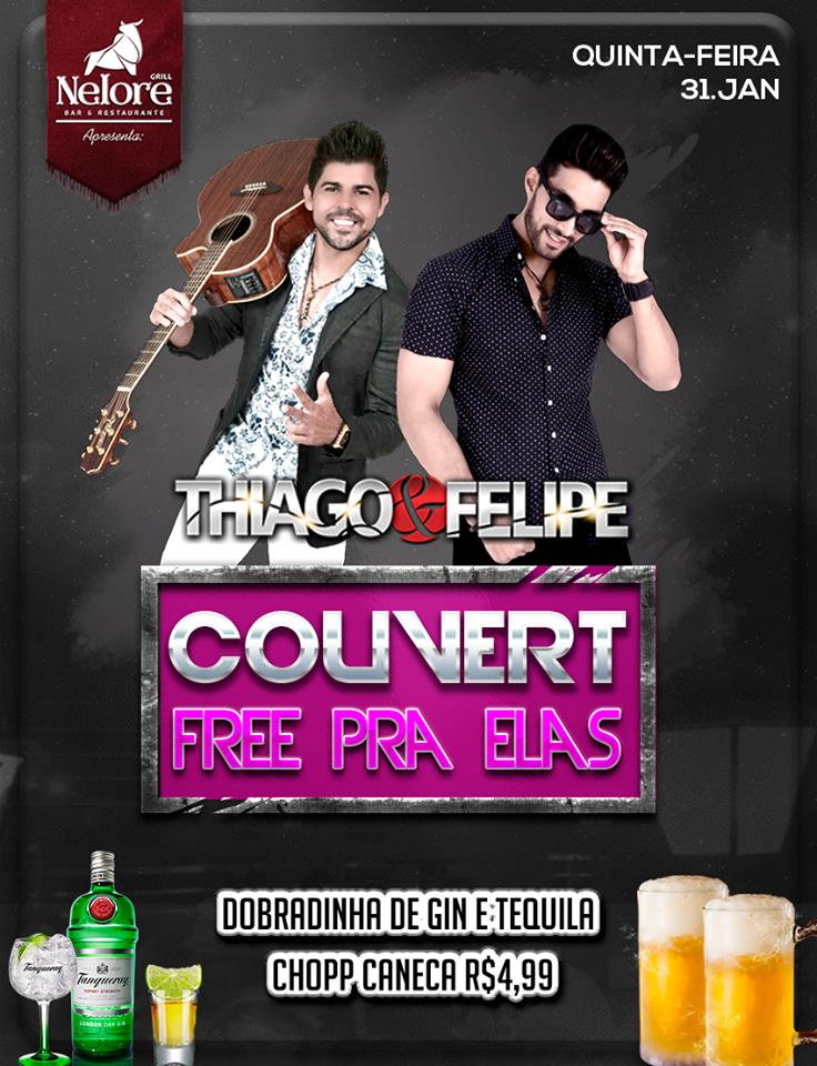 Imagem de Thiago & Felipe