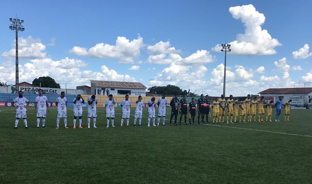 Imagem de Novo Horizonte bate o Itumbiara e vence a primeira no Goianão. Veja os gols