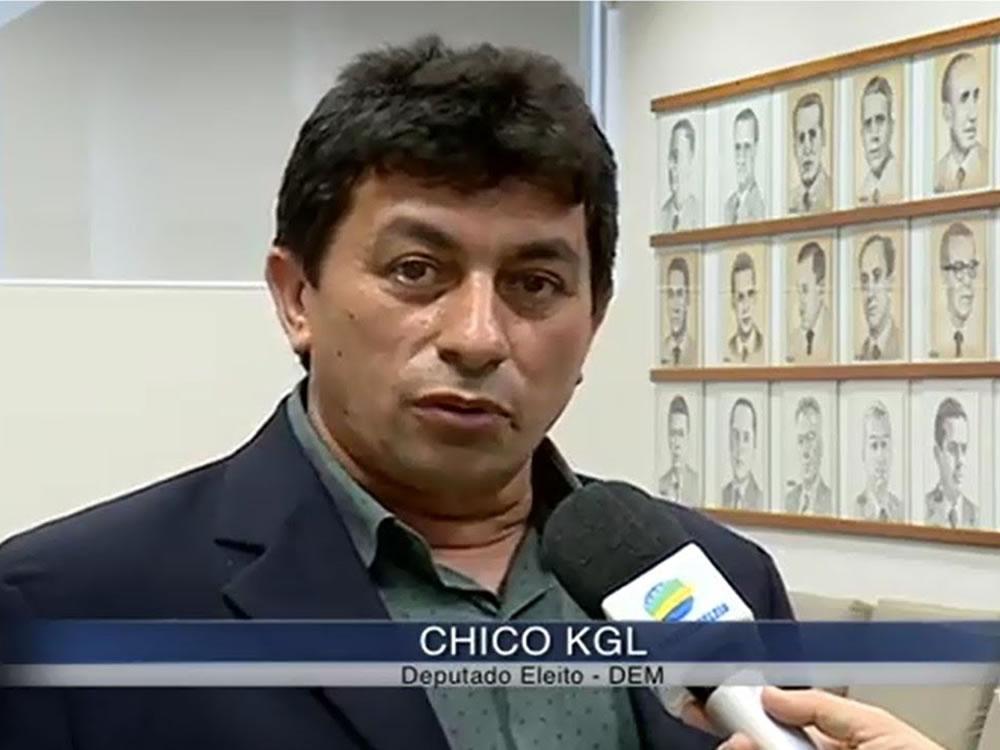 Imagem de Chico do KGL defende menor carga tributária para o agronegócio em Goiás