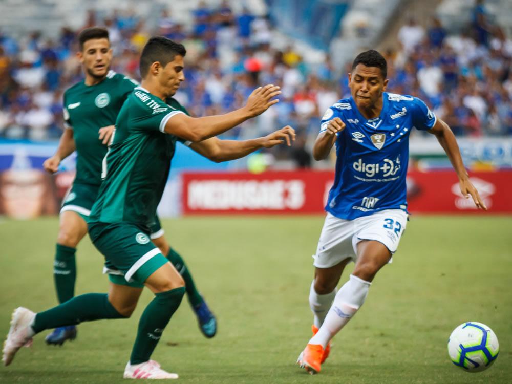 Imagem de Goiás perde para Cruzeiro