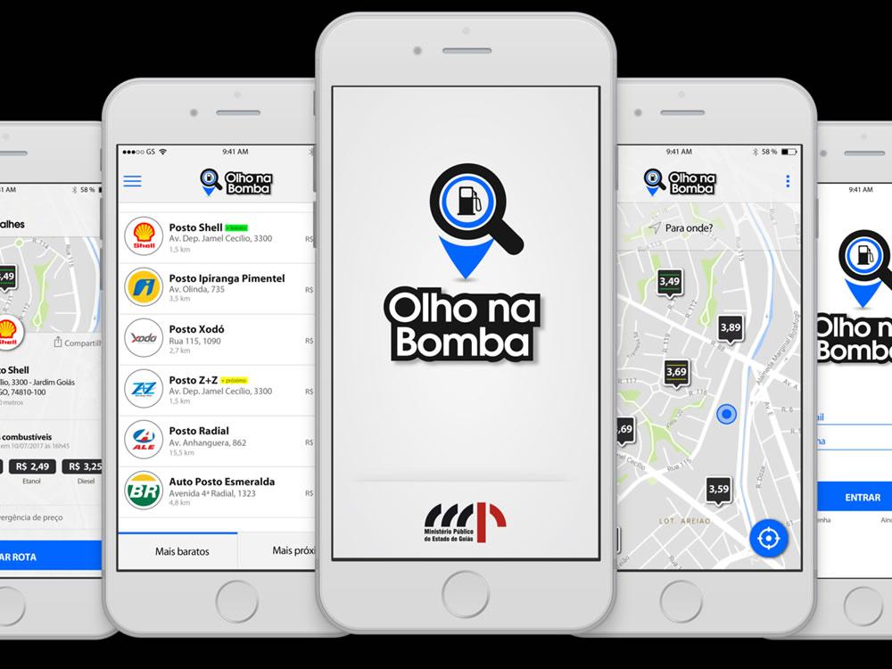 Imagem de Aplicativo Olho na Bomba é suspenso em Goiás