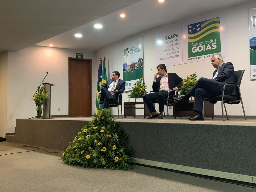 Imagem de O Protagonismo do Agro em Goiás: seminário reuniu especialistas para discutir perspectivas do agronegócio