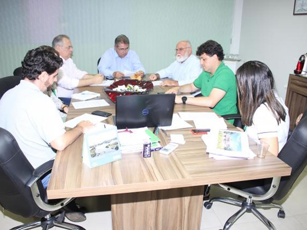 Imagem de UniRV receberá delegação alemã e discutirá projeto de integração internacional