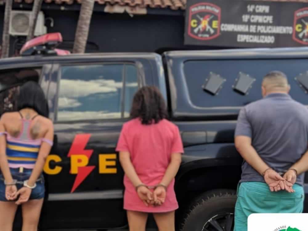Imagem de Polícia apreende 1 kg de pasta base de cocaína em Jataí