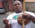 Imagem de Encontro de Capoeira contra o Bullying
