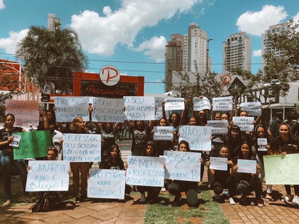 Imagem de Aumentam denúncias de assédio praticados por professores contra alunas em escolas de Goiás