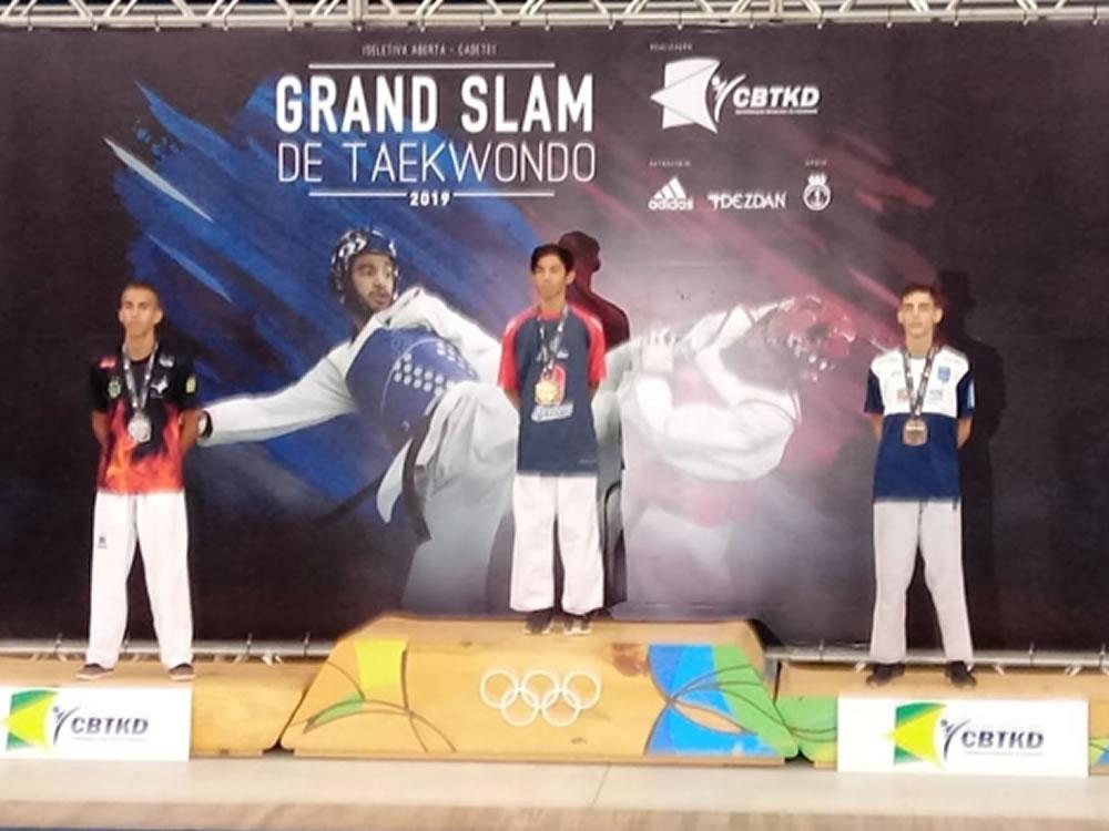 Imagem de Goiano representará o Brasil no Panamericano de Taekwondo