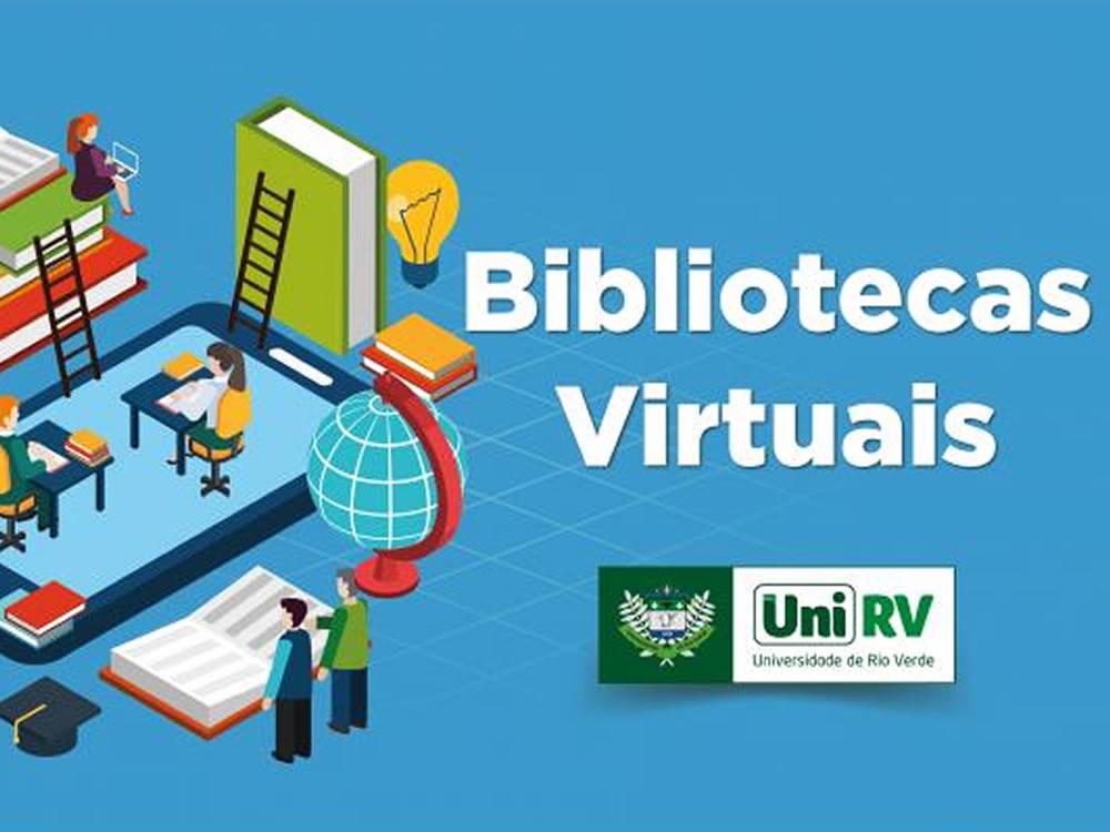 Imagem de UniRV disponibiliza Bibliotecas Virtuais com mais de 20 mil títulos