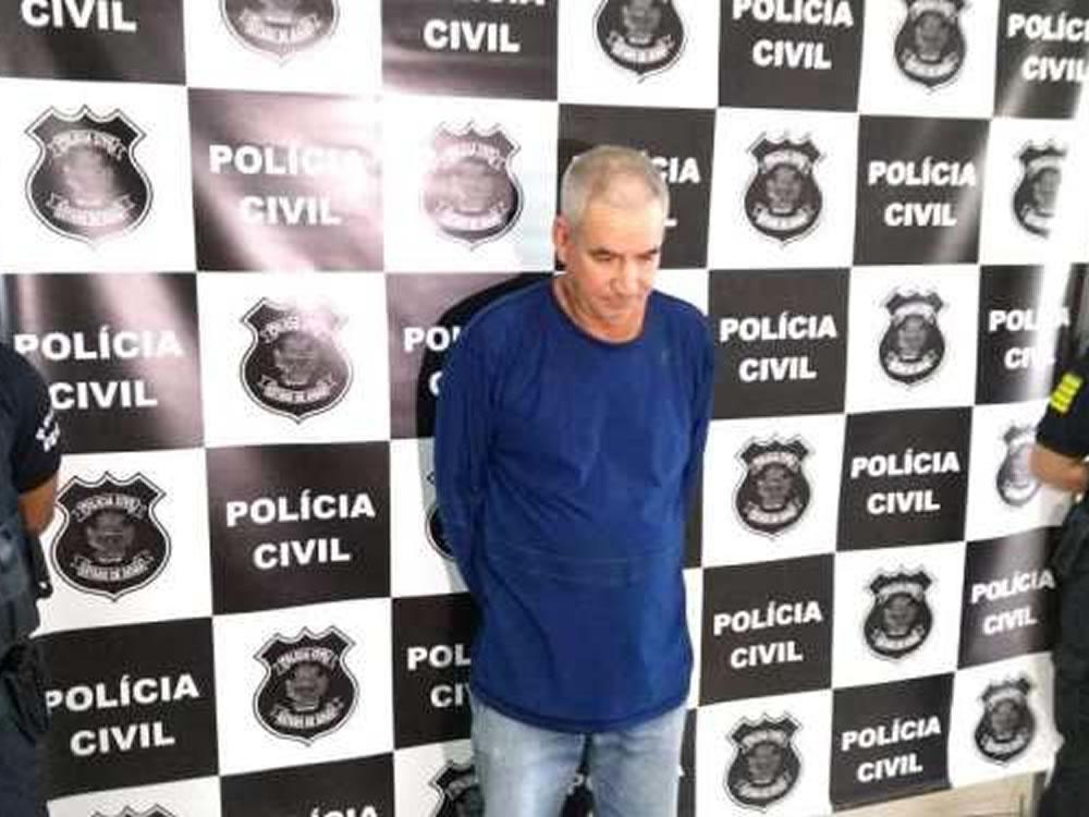 Imagem de Suspeito de executar irmã e cunhado é preso em Rio Verde