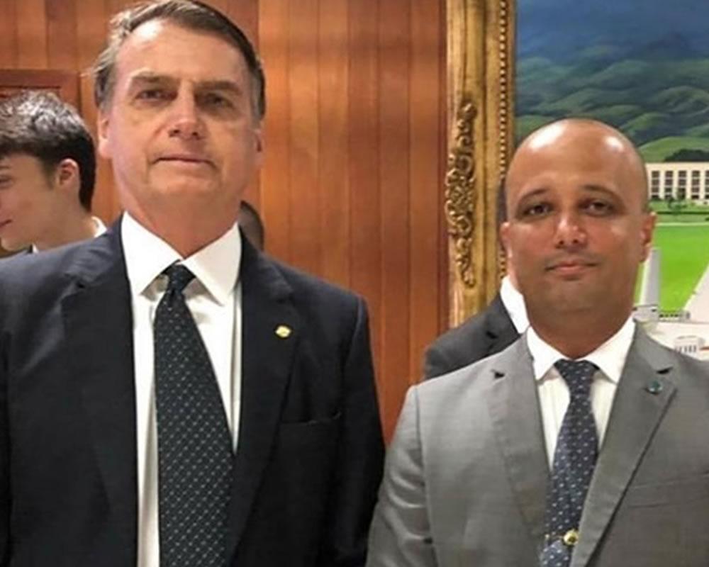 Imagem de Planalto formaliza goiano Major Vitor Hugo como líder do Governo na Câmara