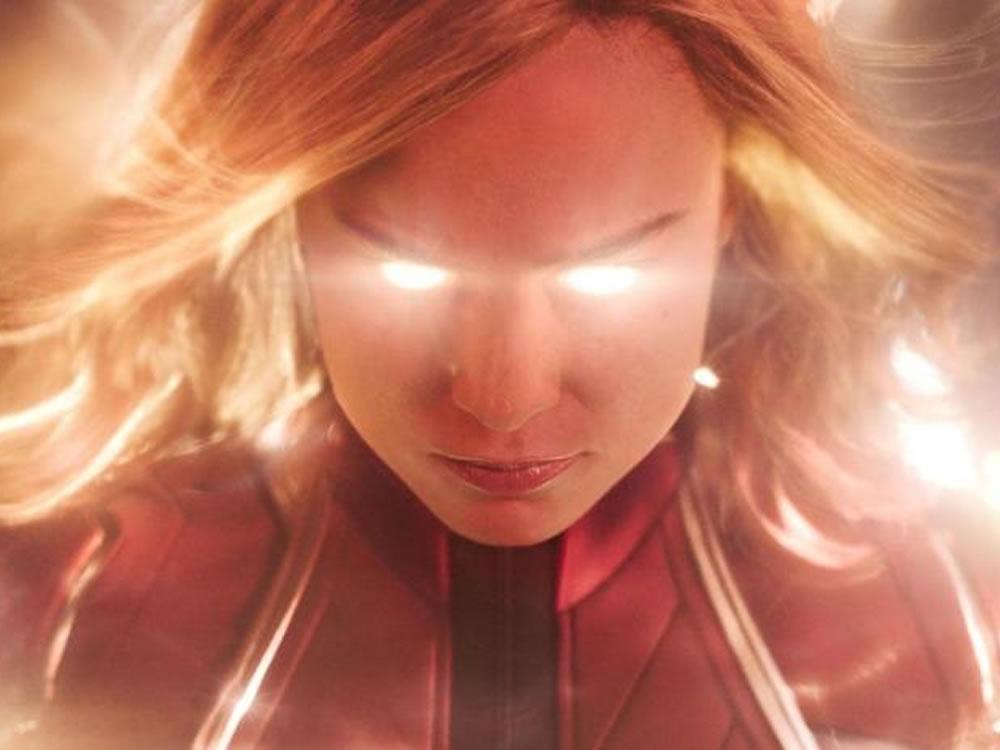 Imagem de Em cartaz: Capitã Marvel