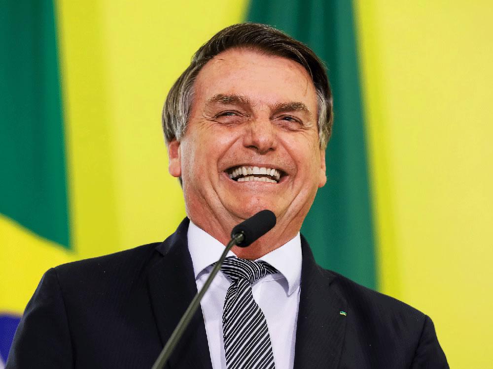Imagem de Bolsonaro divulga suas principais ações na segunda semana de outubro