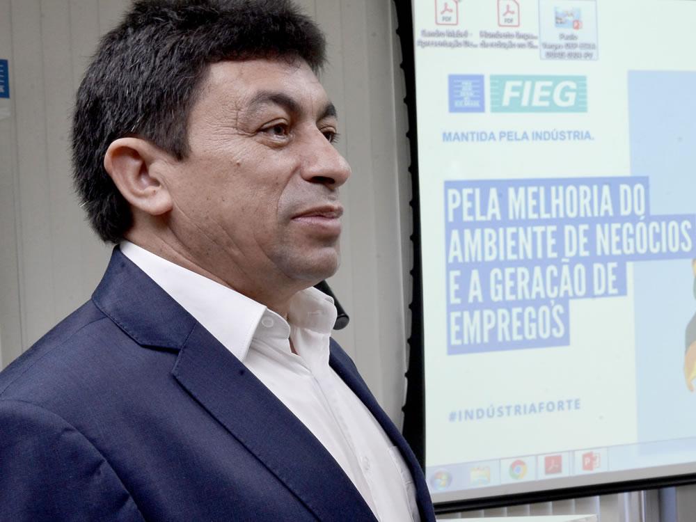 Imagem de Chico KGL defende Programa Goiás Empreendedor para micro e pequenos empresários