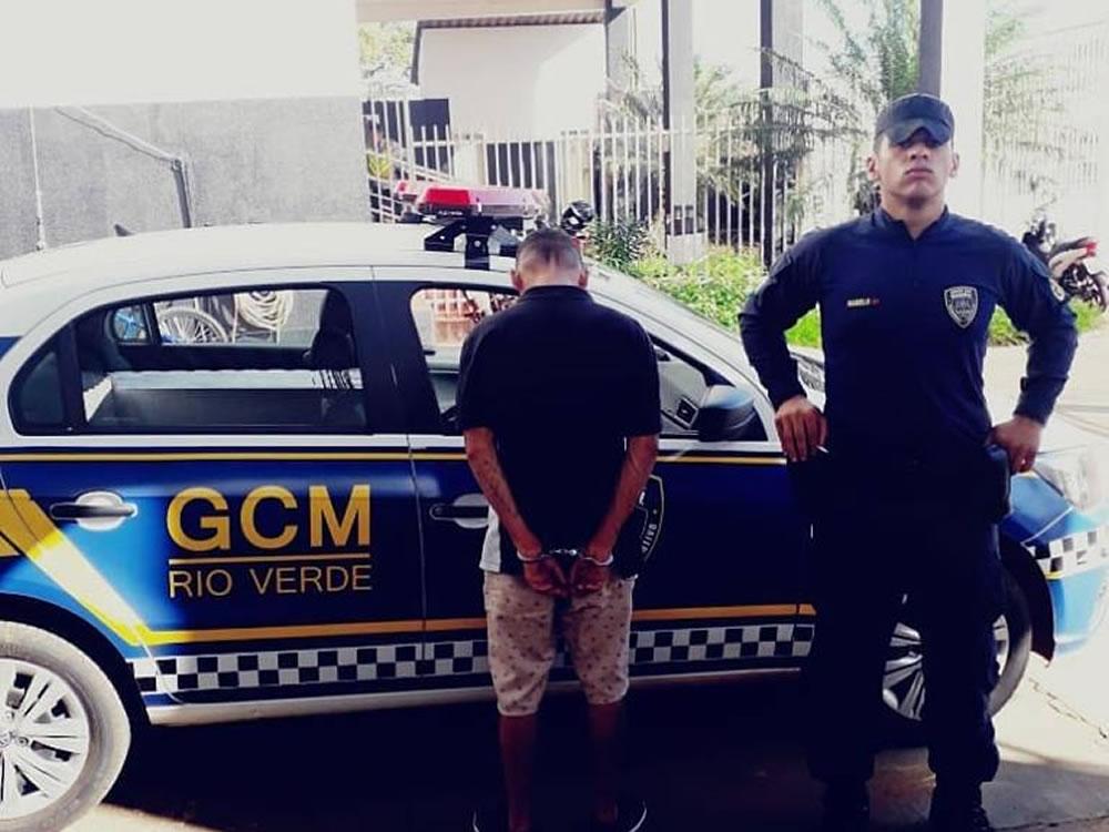 Imagem de Fugitivo do Maranhão preso em Rio Verde
