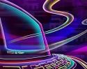 Imagem de Internet transmitida através da luz