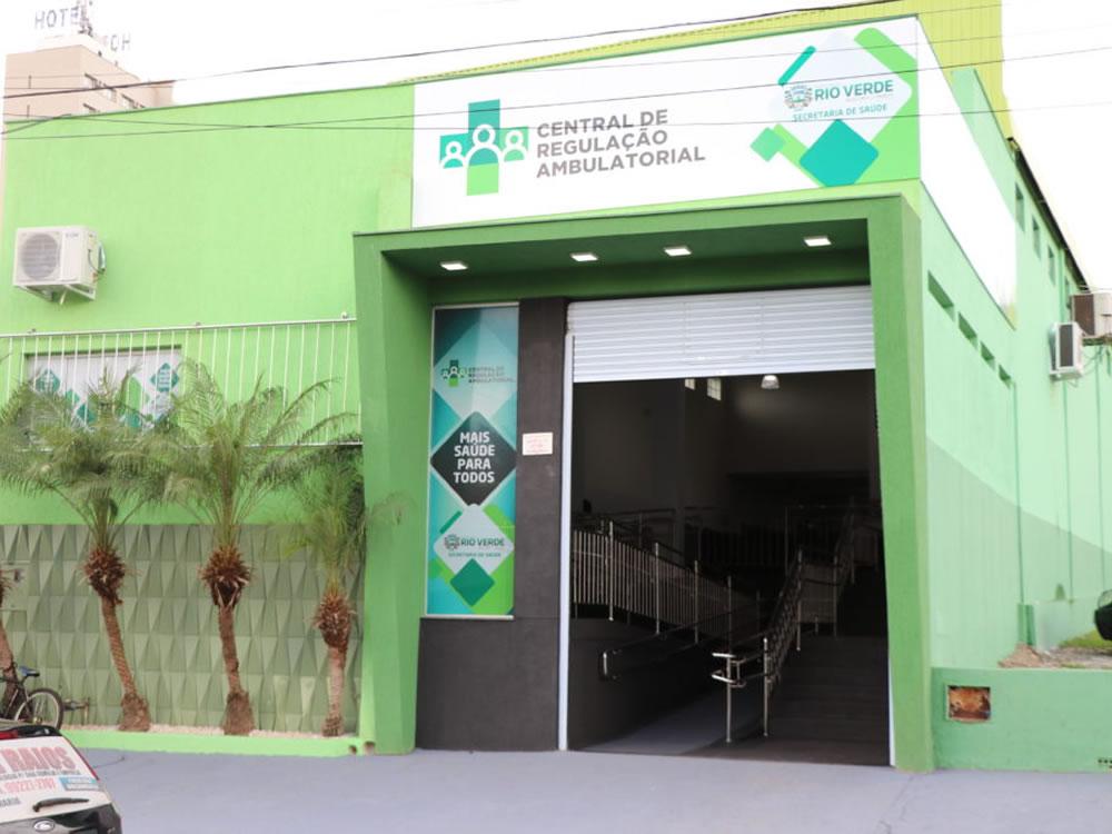 Imagem de Prefeitura inaugura Central de Regulação Ambulatorial