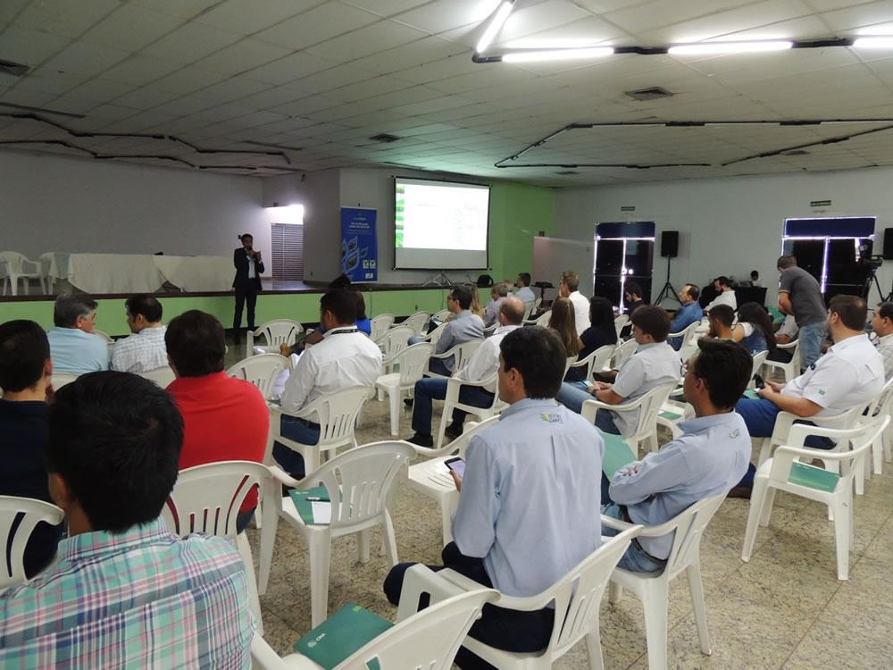 Imagem de Produtores de cana se reúnem para palestra sobre o setor