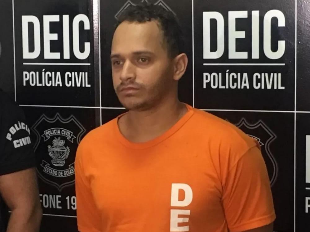 Imagem de Preso homem suspeito de aplicar golpes em vendas de carro no OLX em Goiás