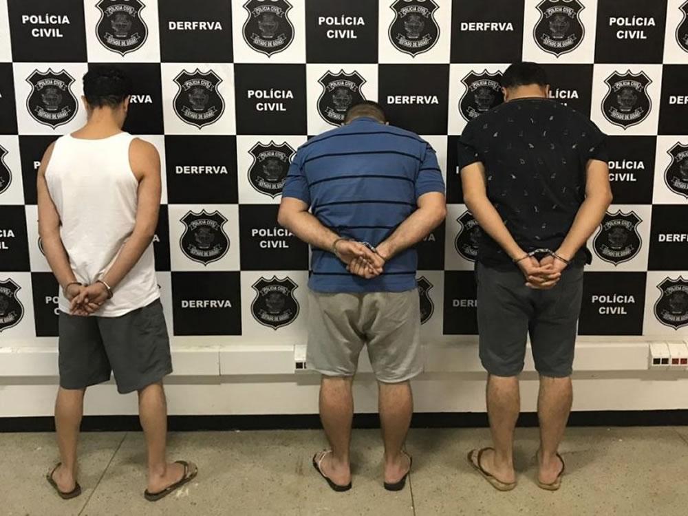 Imagem de Polícia Civil prende quadrilha que falsificava certificados de ensino médio