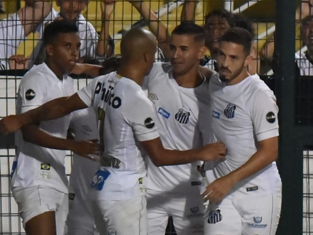 Imagem de Santos será o adversário do Atlético na 3ª Fase da Copa do Brasil