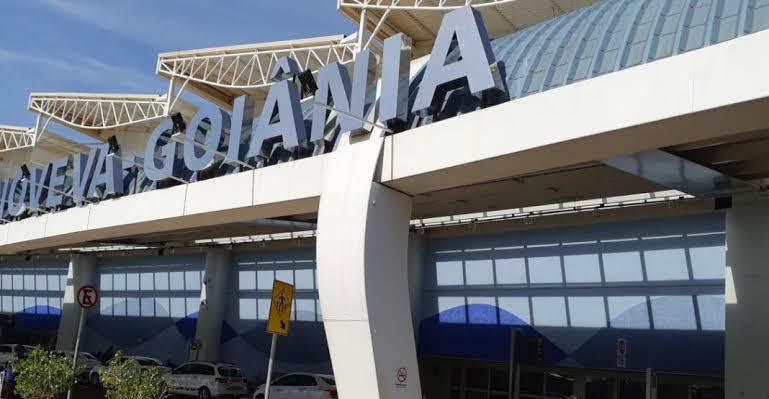 Imagem de Aeroporto de Goiânia passa a ser internacional