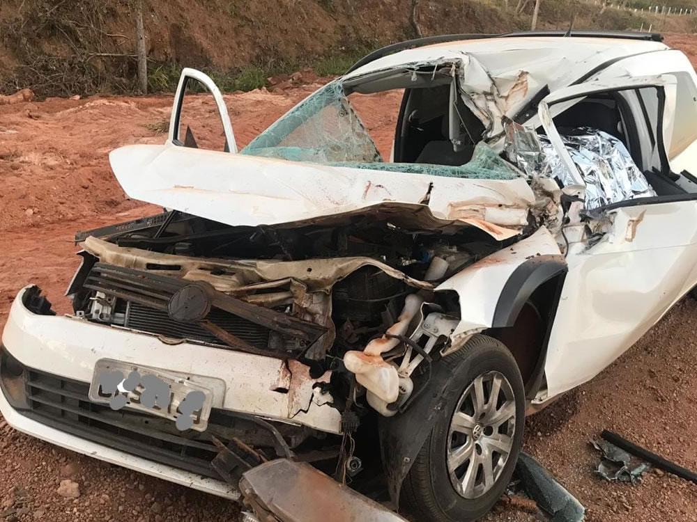 Imagem de Filho de ex-governador de Goiás morre em acidente na BR-070