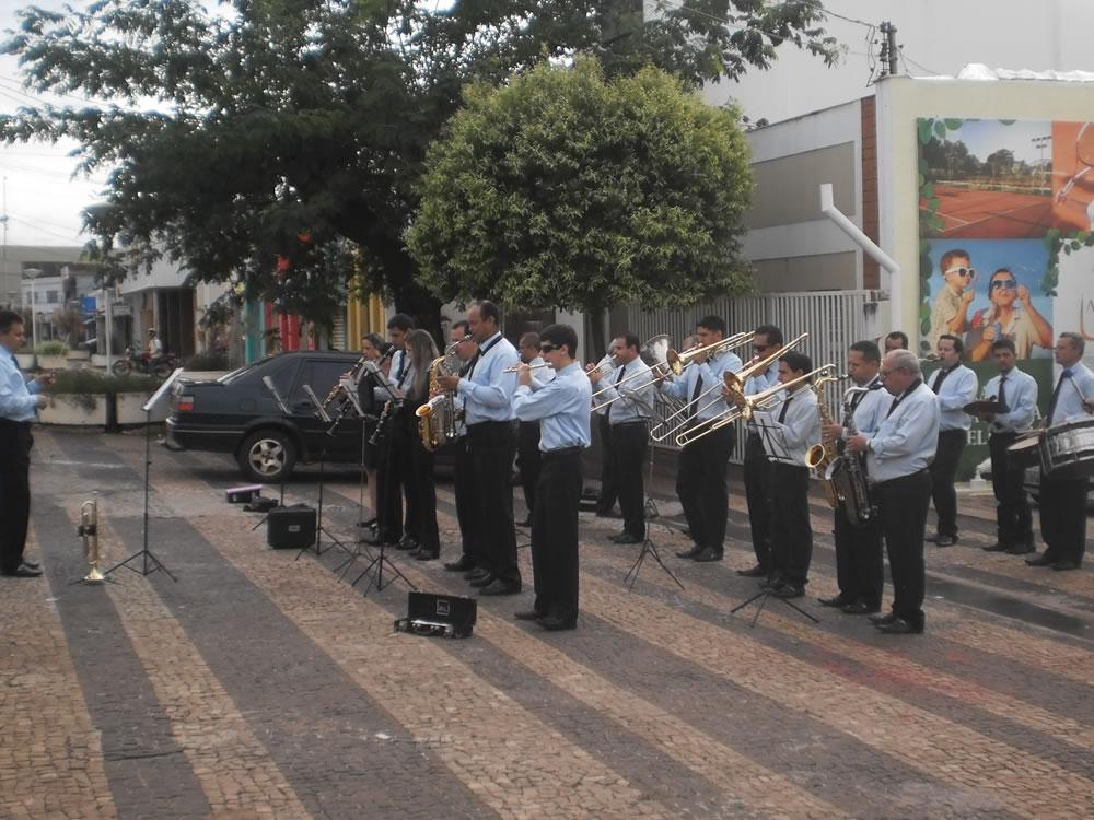 Imagem de Prefeitura realiza 'Dia D' da cultura em Rio Verde