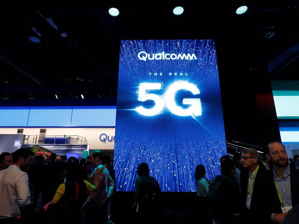Imagem de Qualcomm lança chips 5G para carros, PCs e modens residenciais