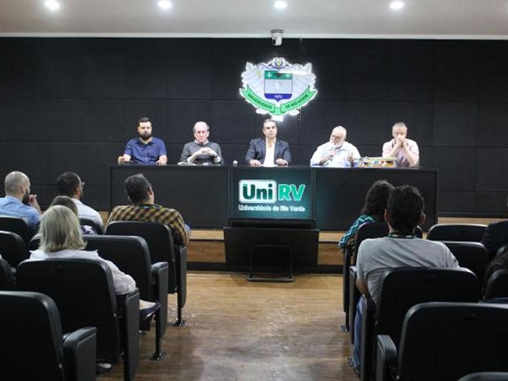 Imagem de UniRV construirá Centro de Educação Superior com apoio da UniSiegen