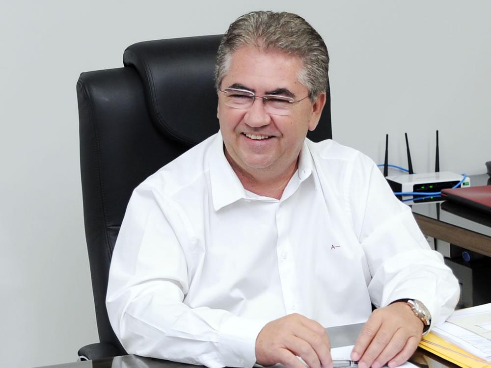 Imagem de Tatão será empossado no Conselho Estadual de Educação nesta sexta-feira