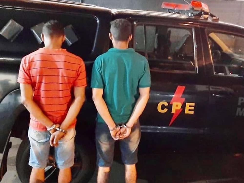 Imagem de Dupla presa com celulares roubados em Rio Verde