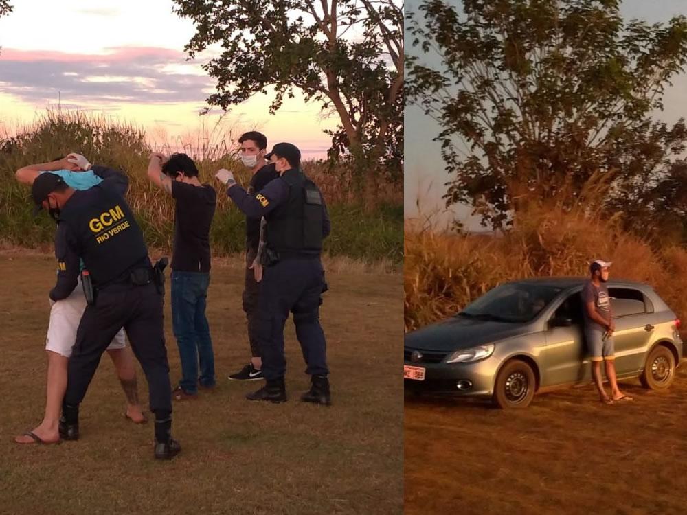 Imagem de Forças de segurança dão fim a algazarra no Campos Elísios
