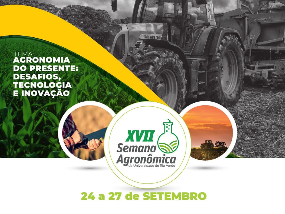 Imagem de Vem aí a XVII Semana Agronômica da UniRV