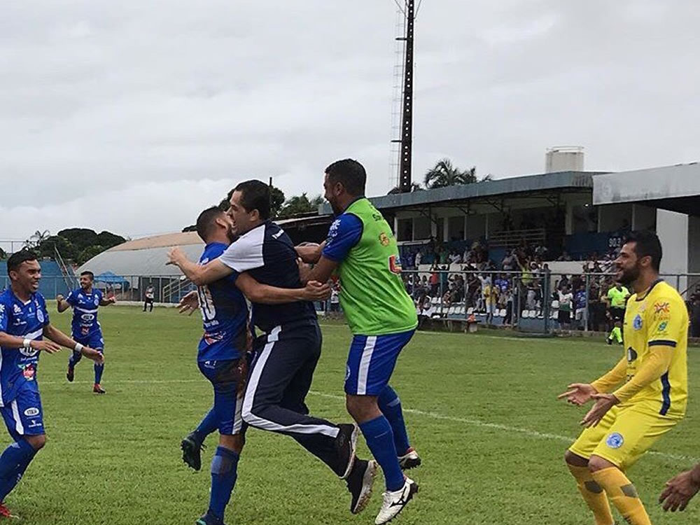 Imagem de Goianésia vence Atlético