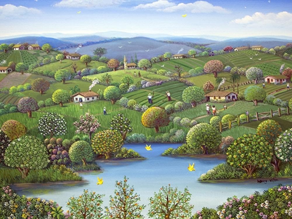 Imagem de Goiânia recebe exposição com obras de artistas autodidatas de 16 Estados