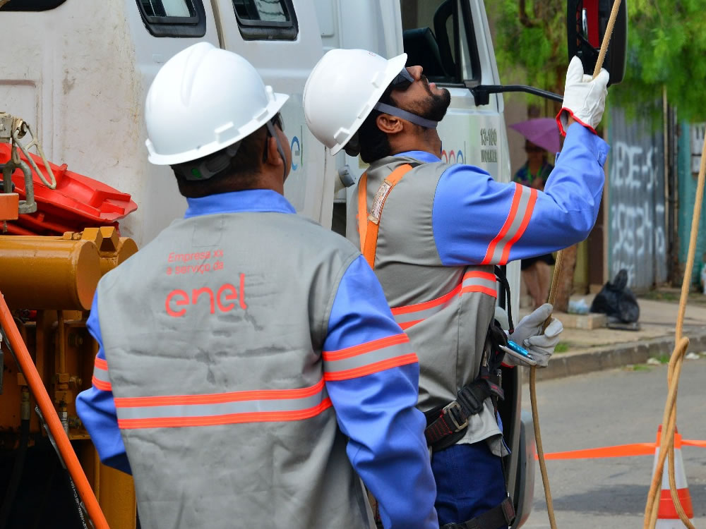 Imagem de Enel Distribuição Goiás intensifica ações de melhorias na rede elétrica de Rio Verde e Região