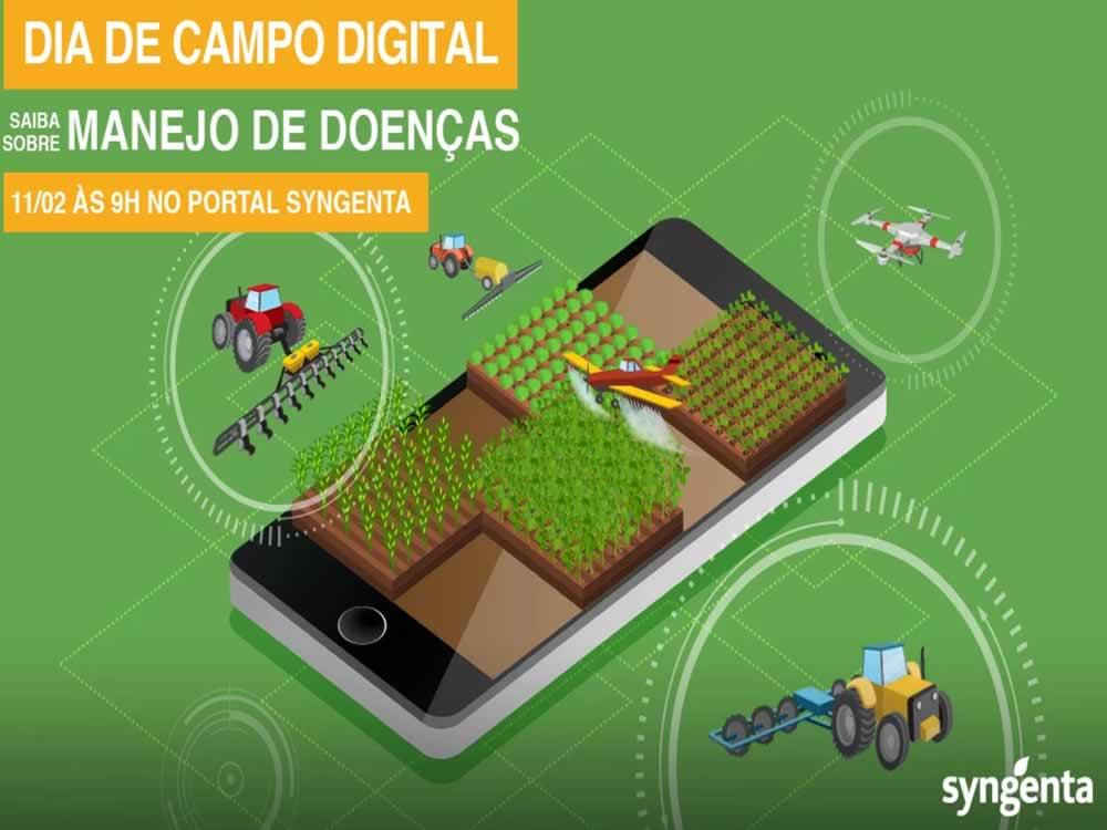 Imagem de Syngenta leva o campo até o produtor direto de Rio Verde