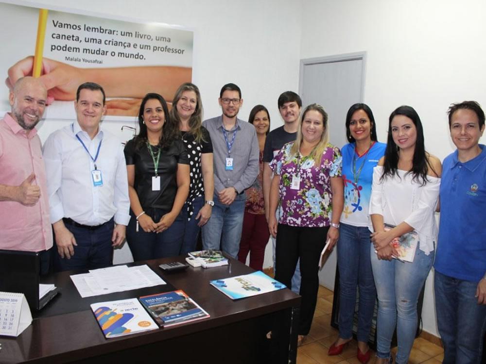 Imagem de Educação de Rio Verde é escolhida como exemplo em Goiás