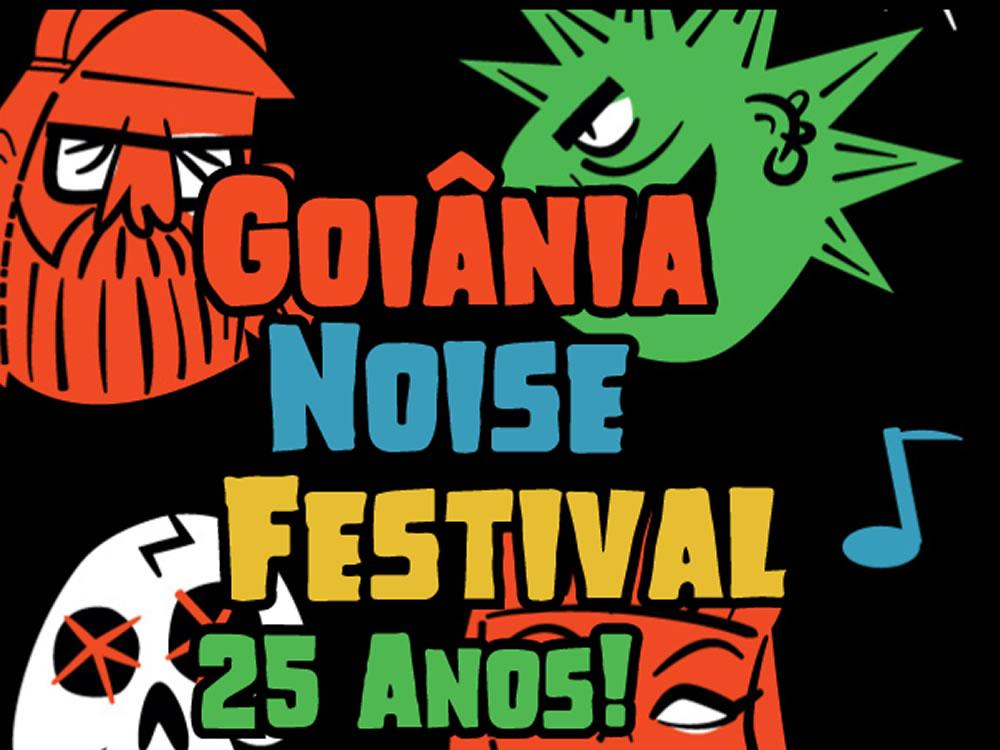 Imagem de Goiânia Noise Festival dará espaço para 23 bandas goianas