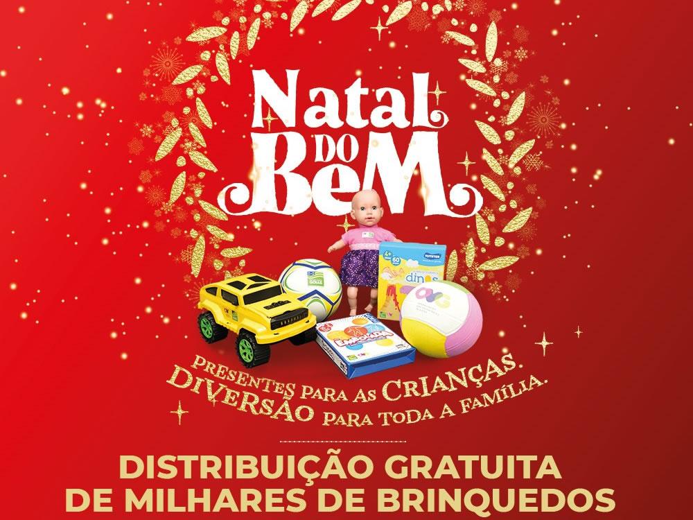 Imagem de OVG e Governo de Goiás entregam brinquedos em Rio Verde