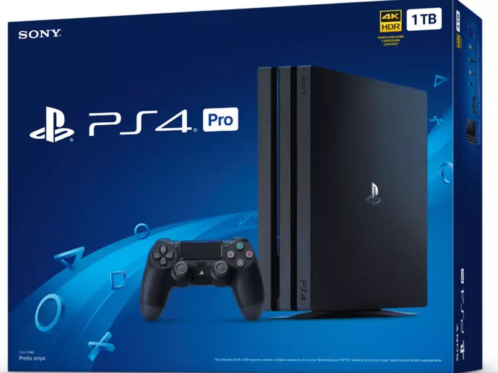 Imagem de PS4 fica mais barato no Brasil após redução de impostos