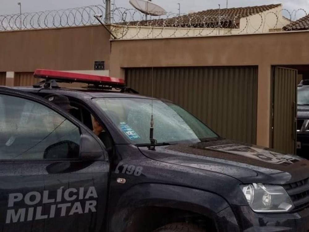 Imagem de PM prende grupo especializado em roubo de caminhões em Itumbiara