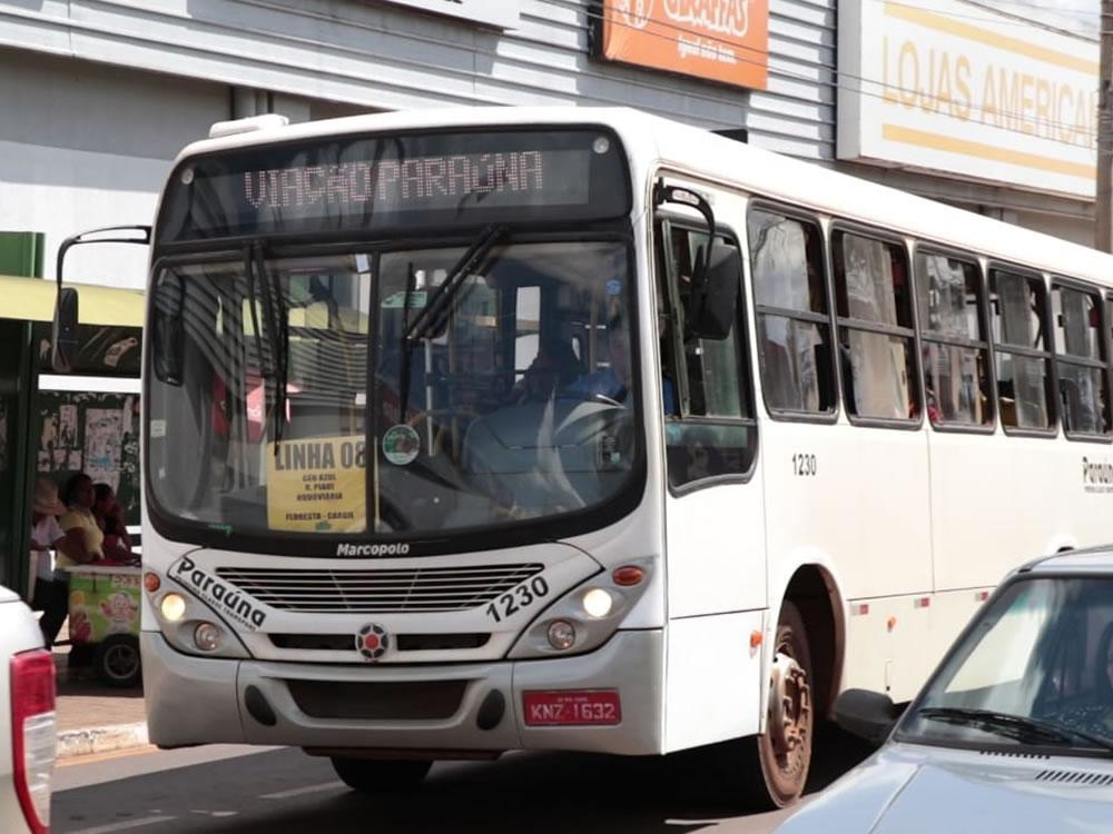Imagem de Confira o novo itinerário de transporte público coletivo em Rio Verde