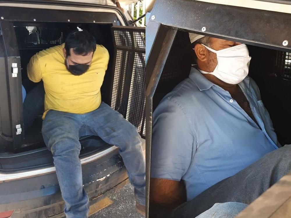 Imagem de Polícia prende dupla que roubou gado em Rio Verde e Jataí
