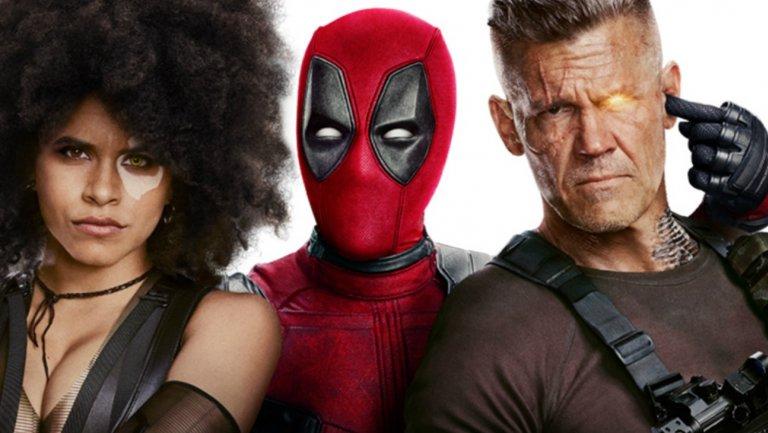 Imagem de Deadpool 2 se torna o filme mais lucrativo dos X-Men