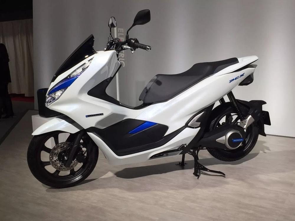 Imagem de Honda, Yamaha, Suzuki e Kawasaki se unem para desenvolver motos elétricas