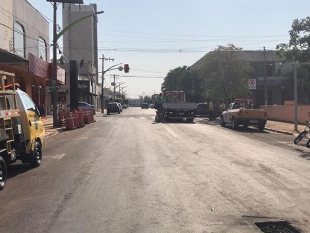Imagem de Trânsito no centro de Rio Verde vai mudar. De novo