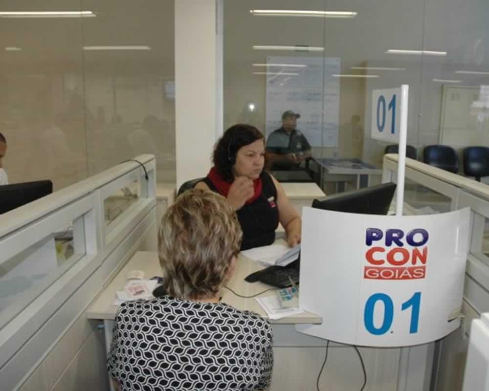 Imagem de Empresas de telefonia lideram ranking de reclamações do Procon Goiás