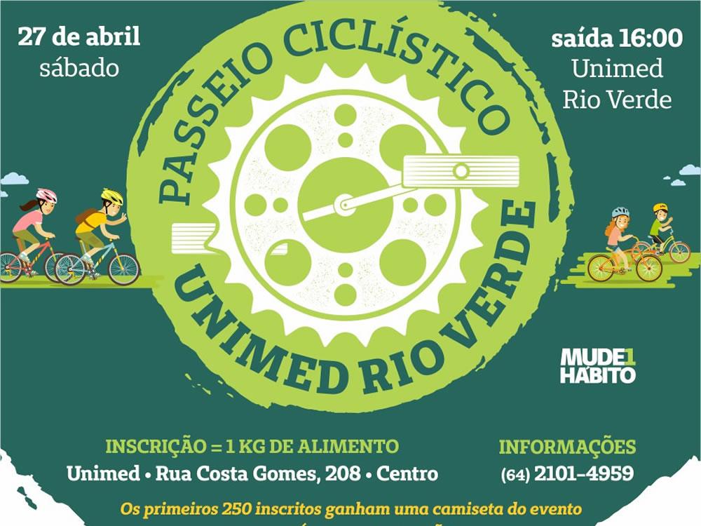 Imagem de Unimed realizará 11ª edição do Passeio Ciclístico