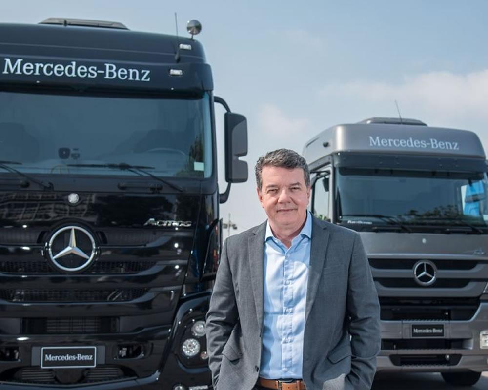 Imagem de Empresa rio-verdense impulsiona crescimento da Mercedes-Benz